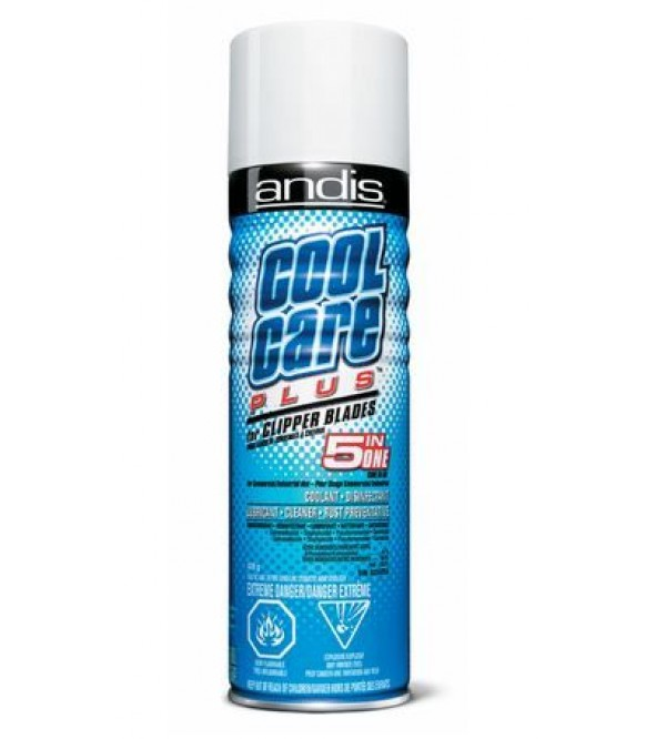 Andis Cool Care Plus 5 in 1 Spray - 439g