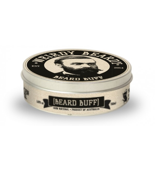"Weirdy Beardy ""Beard Buff"" Beard Cleanser"