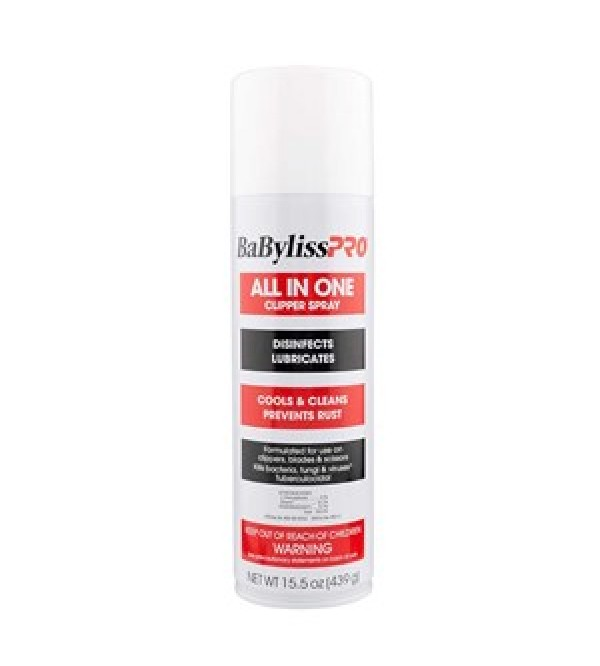 BaBylissPRO All In One Clipper Spray