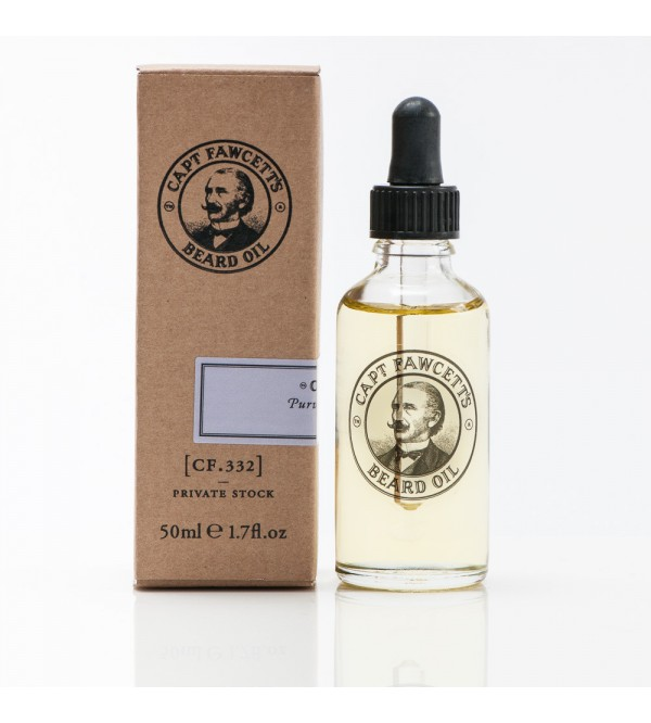 Captain Fawcett (CF.332) Private Stock Beard Oil
