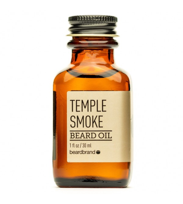 BEARDBRAND BEARD OIL - TEMPLE SMOKE