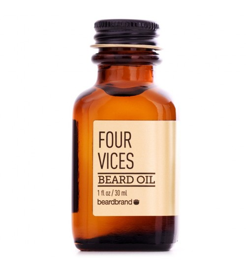 BEARDBRAND BEARD OIL - FOUR VICES