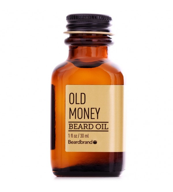 BEARDBRAND BEARD OIL - OLD MONEY