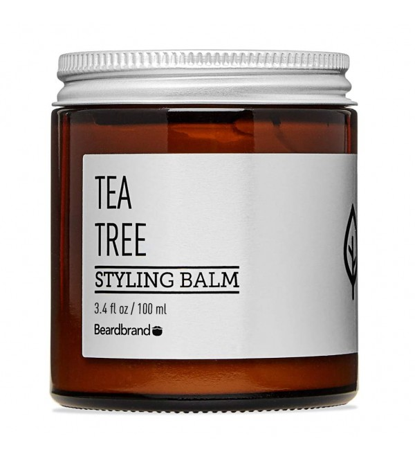 BEARDBRAND STYLING BALM - TEA TREE