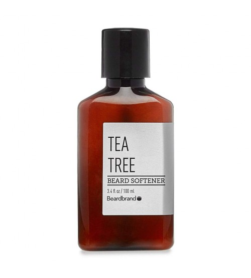 BEARDBRAND SILVER LINE BEARD SOFTENER - TEA TREE