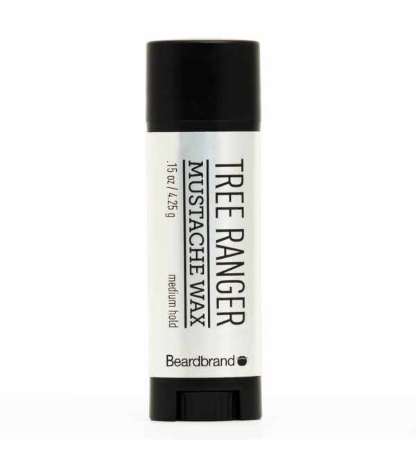 BEARDBRAND MOUSTACHE WAX - TREE RANGER