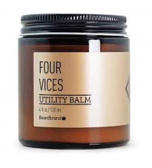 BEARDBRAND UTILITY BALM - FOUR VICES
