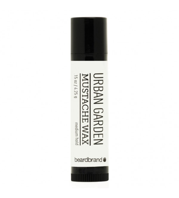 BEARDBRAND MOUSTACHE WAX - URBAN GARDEN