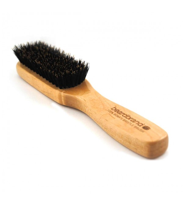 BeardBrand Boar Hair Beard Brush