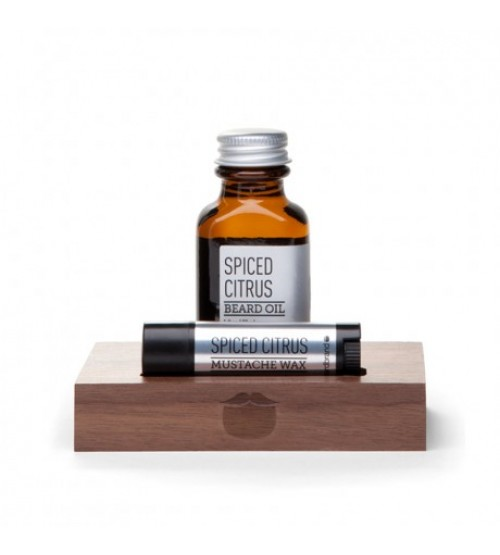 BEARDBRAND MINIMALIST KIT - SPICED CITRUS