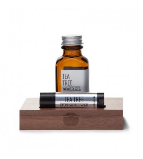 BEARDBRAND MINIMALIST KIT - TEA TREE