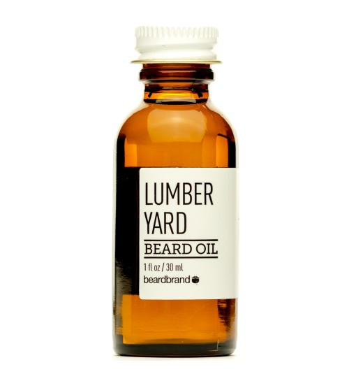BEARDBRAND BEARD OIL - LUMBER YARD