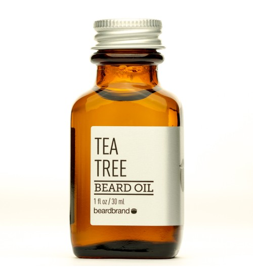 BEARDBRAND BEARD OIL - TEA TREE