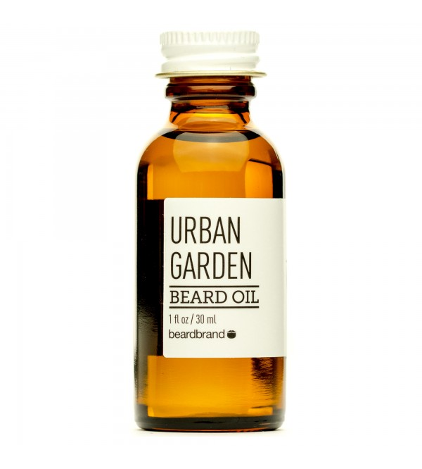 BEARDBRAND BEARD OIL - URBAN GARDEN