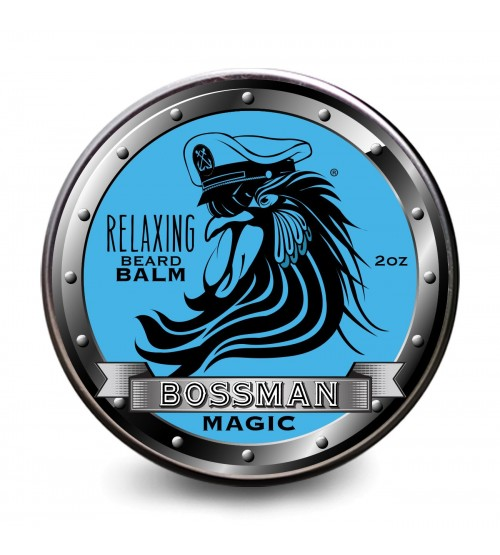 Bossman Relaxing Beard Balm - Magic