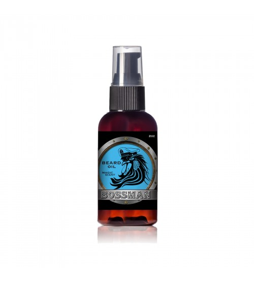 Bossman Beard Oil - Magic