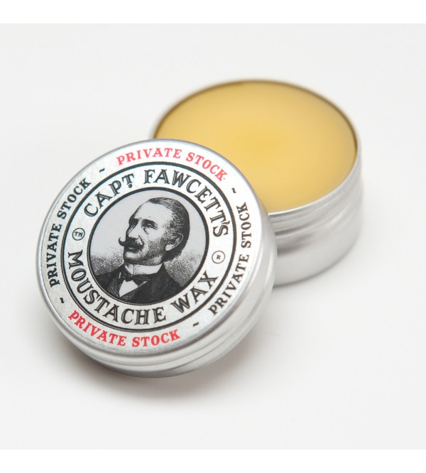 Captain Fawcett - Private Stock Moustache Wax