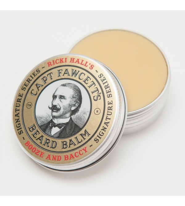 Captain Fawcett - Ricki Hall Booze & Baccy Beard Balm