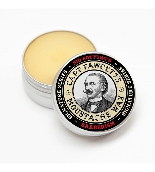 Captain Fawcett - Barberism™ Moustache Wax