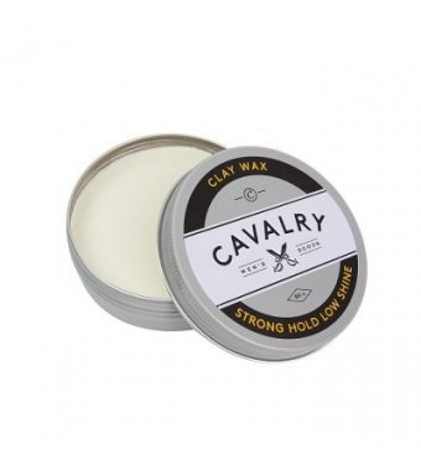 Cavalry Clay Wax - Strong Hold/ Low Shine