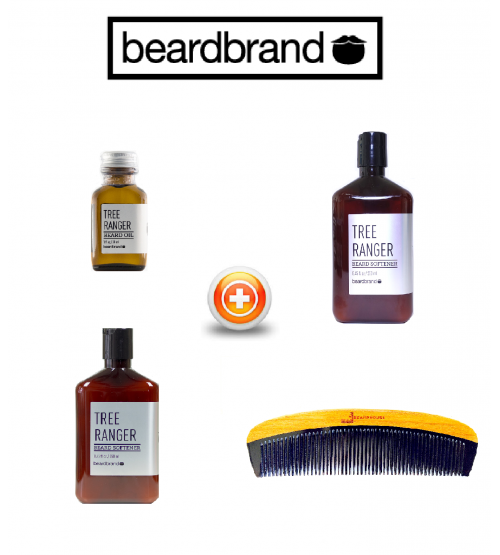 BEARDBRAND GIFT SET - TREE RANGER