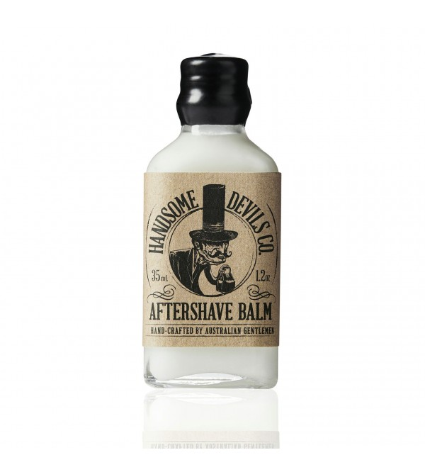 Handsome Devill's Aftershave Balm