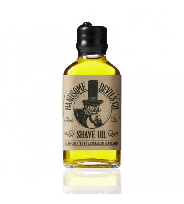 Handsome Devill's Shave Oil