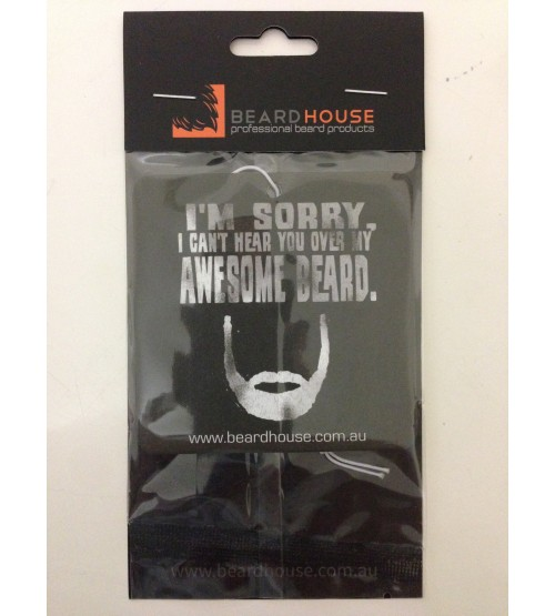 Beard House Air Freshener
