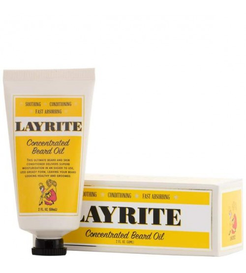 Layrite Concentrated Beard Oil - 59ml