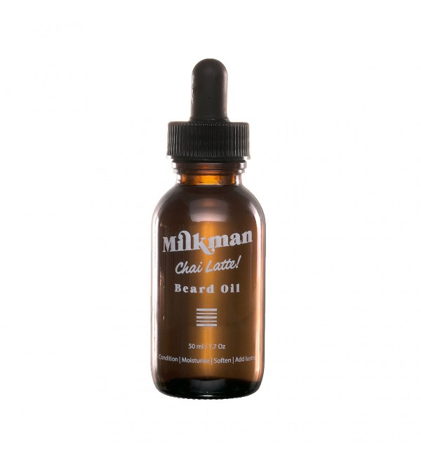 Milkman Chai Latte Beard Oil