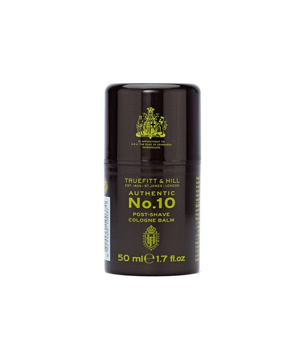 Truefitt & Hill  No.10 Post Shave Cologne Balm