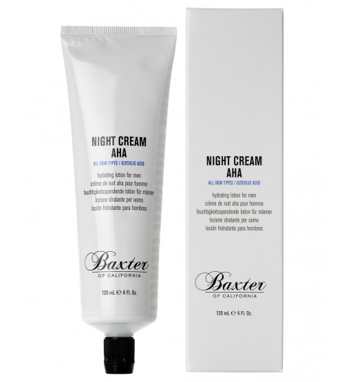 Baxter of California Enriched Night Cream AHA 120ml