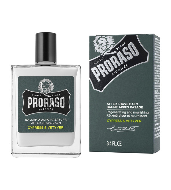 Proraso After Shave Balm Cypress and Vetiver - 100ml