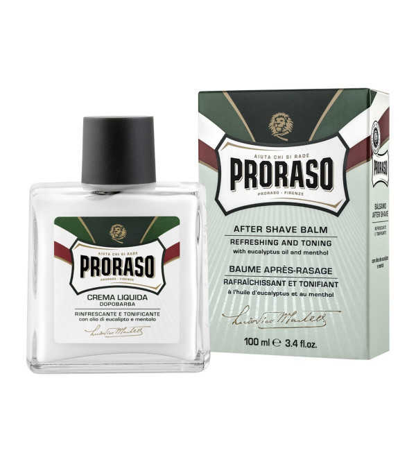 Proraso After Shave Balm (Green) - 100ml